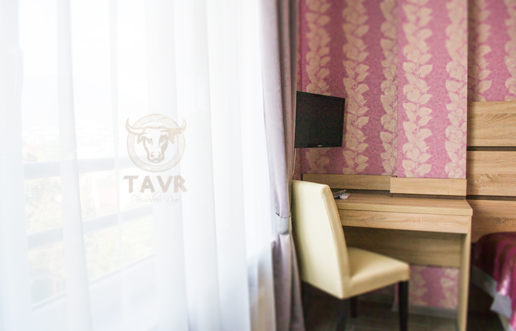 Удобства в 2х-местной комнате - номер FAMILY Tavr Ялта