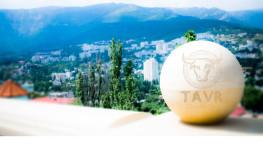 Терасса с видом на горы Ялты - ТАВР